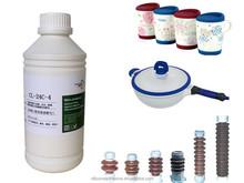 Transparent Liquid Silicone Adhesive To Bond Ceramics