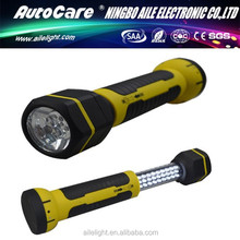 Rechargeable 36 led work light portable/magnetic led work light bulus/ Multifunction led work lights rechargeable