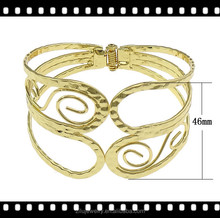 Wholesale High quality Large Metal latest bangle designs at best price