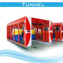 Beautiful tunnel car wash equipment automatic car wash plant