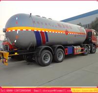 Bottom price 30 ton gas cylinder transport truck, lpg delivery truck, price of delivery truck