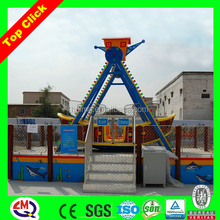 BV ISO CE certified theme park machine amusement park small pirate ship