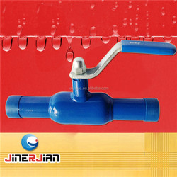 Handle lever&gear operated Fully Welded Ball Valve