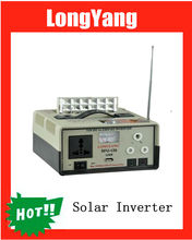DC to AC Modified Sine Wave solar Inverter with LED Light and Video for Home 12V/50W