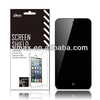 Phone screen protector transparent guard for Meizu mx2 oem/odm (High Clear)