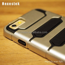 Nexestek Hot Selling High Quality Products Slim Armor Case For Iphone 6 TPU + PC