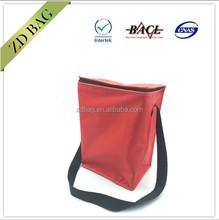 aluminum cooler bag for frozen food,insulated non woven cooler bag