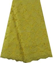 أصفر صافي الدانتيل guipure/ لدعوات الزفاف الدانتيل الدانتيل الفرنسي صافي