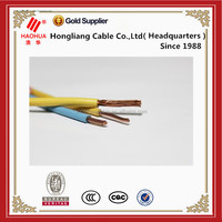 Copper/PVC insulated electric wires 450/750V/Building wire