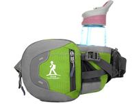 2015 waterproof new design fasion waist bag with bottle holder