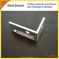 custom-made metal corner braces for wood, furniture, shelf, wall, box, table or chair
