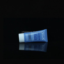 blue economical cosmetic tube container