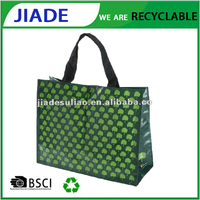 High Wholesale Recycled Non Woven Foldable Shopping Bag