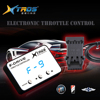 TROS 5-drive potent booster upgrated blue screen throttle controller electric car conversion kit
