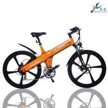 Flash , electric bicycle with accelerator rechargeable battery F4-4