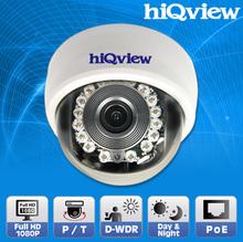 Full HD h.264 Mini ONVIF PT ( Pan / Tilt ) Dome IP Camera