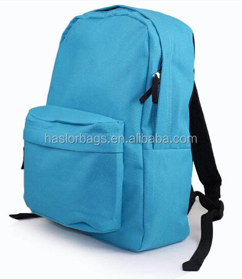 Pas cher Multy couleur colis sacs à dos pour le lycée