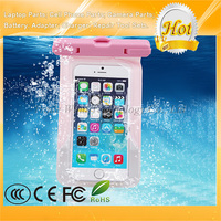 5.8 Inch Universal Shockproof Waterproof Mobile Phone Case Pouch for iPhone 4S 5 5S 6 6S 6 Plus for HTC One for Samsung S6 S5 S4