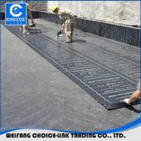 Factory elastomeric APP modified bitumen sheet waterproofing membrane