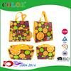 non woven shopping bag sedex factory foldable shopping bag
