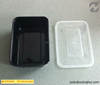 China manufacturer Microwavable black Container