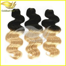 Fashion 2015 7A grade ombre kanekalon braiding hair cheap products in alibaba accept paypal