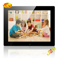 7inch ads portable brilliant acrylic photo frame support MP3 music video picture playback for promotion & advertising