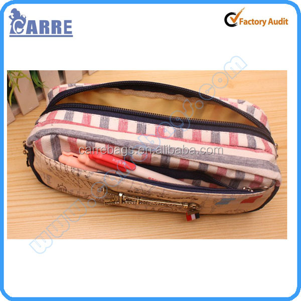 color with dot pencil case for teenagers