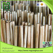 varnish wood dustpan stick, wooden mop stick prices