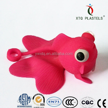12 cm TPR corée du sud hot transparente yo - yo éclairage poissons