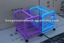 folding pet cage