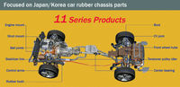 Engine Cylinder and Spare Parts Upper Repair Gasket Kit 4025271 Lower Repair Kit 3800558