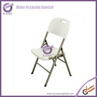 K4991 folding chair parts/ plastic folding chair/luxury folding chairs