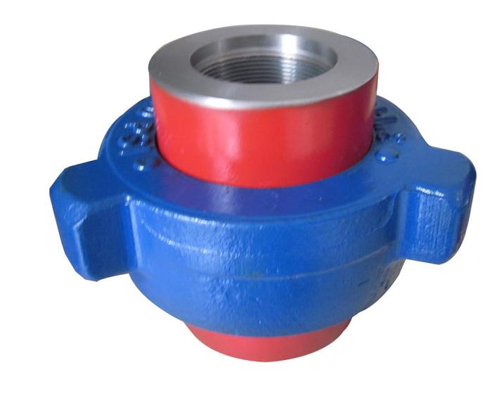 Large diameter fmc weco figure hammer union inch