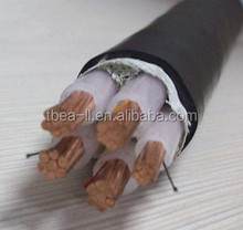 0.6/1kV XLPE INSULATED UNARMOURED PVC SHEATHED CABLES