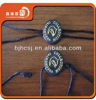 personized design garment plastic tag