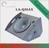 professional 2-way coaxial stage monitor speaker15inch LF driver 2.5inch neodymium HF driver LA-QMAX