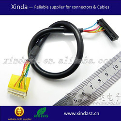 JAE LVDS electric cable USB wire harness