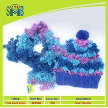 china hat manufacturer wholesale fashion hand knitted flower hat