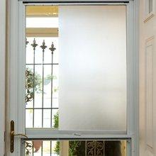 Electrostatic window decorative self adhesive film