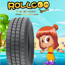 Top Brand Rollcoo Radial Car Tire