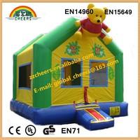 Indoor or Outdoor Commercial Grade Bouncy Castle