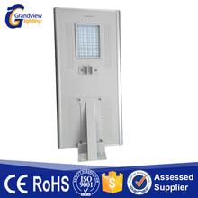 18V-50W solar panel USA Bridgelux led chip waterproof led street light