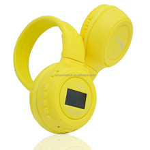 long time working NOICE REDUCTION,noise cancellation styish earphone with LCD screen
