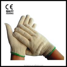 Hot Sale Cheap Gloves Natural White Cotton Glove Good Quality