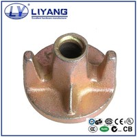 Construction Contract Industrial Tubular Scaffolding Fittings