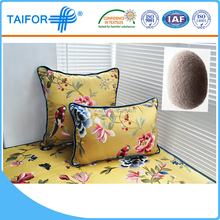 kneading massage waterproof fabric for cushion with infrared heat