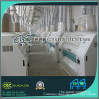 Cereal Flour Process Line