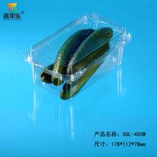 transparent plastic vegetable packing