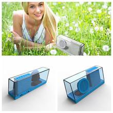 Handfree Portable mini bluetooth speaker with FM radio